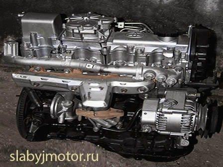 slabmotor 2С