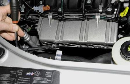 1 - Масляный фильтр для двигателя к4м