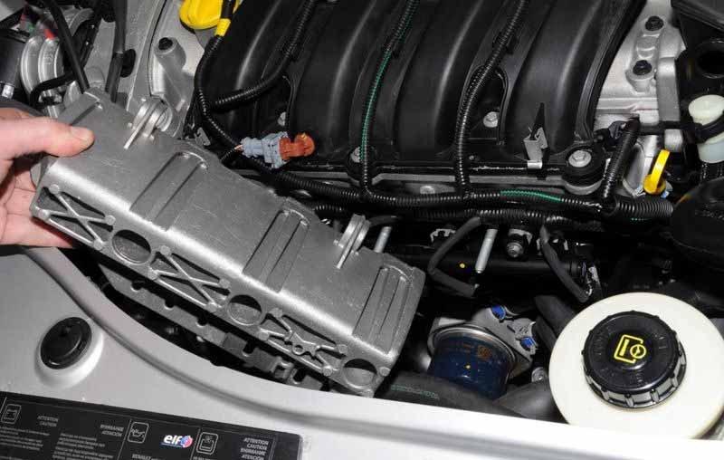 2 - Масляный фильтр для двигателя к4м