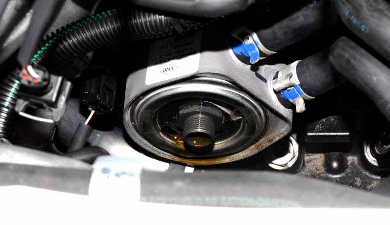 9 - Масляный фильтр для двигателя к4м