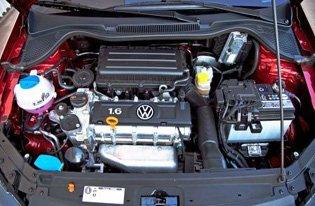 Двигатель Volkswagen Polo седан 1.6 устройство, ГРМ, технические характеристики