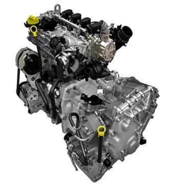 TCe150 H5HT обзор двигателя на слабом моторе