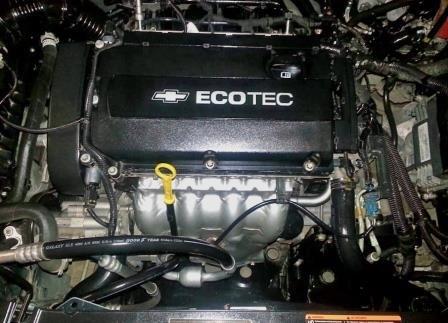 Обзор слабого мотора ECOTEC A18EXR