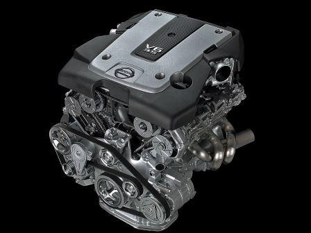 Слабый мотор VQ35DE Ниссан