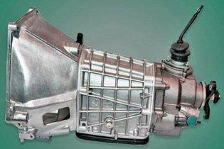 Пятиступка МКПП мотора ВАЗ 21213 на Шевроле Ниве